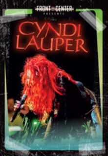 Cyndi Lauper. Front and Center - Blu-ray