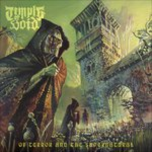 CD Of Terror and the Supernatural di Temple of Void
