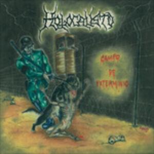 Foto Cover di Campo De Exterminio, CD di Holocausto, prodotto da Greyhaze Records