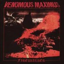 Firewalker - Vinile LP di Venomous Maximus