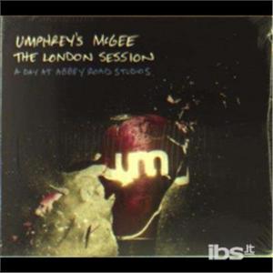 CD London Session di Umphrey's McGee
