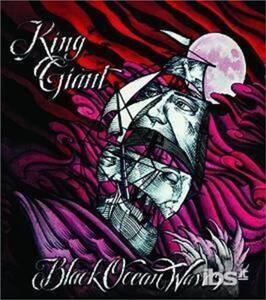 Ocean Waves - CD Audio di King Giant