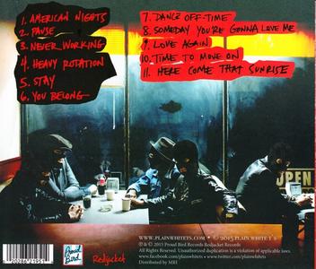 CD American Nights di Plain White T'S 1