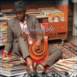 CD Night Sessions di Nicholas Cole