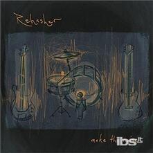 Make the Noise - Vinile LP di Rehasher