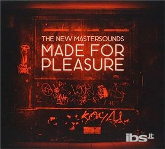 CD Made For Pleasure di New Mastersounds