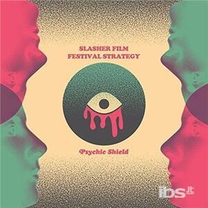 Psychic Shield - CD Audio di Slasher Film Festival Strategy