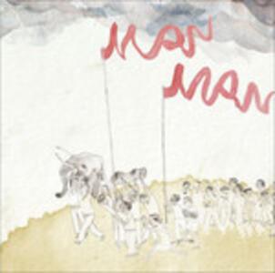 Six Demon Bag - Vinile LP di Man Man