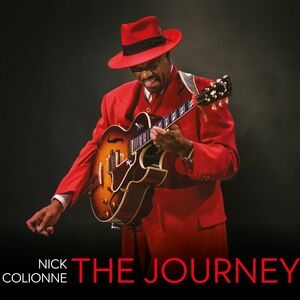 CD Journey di Nick Colionne