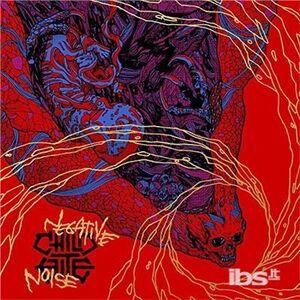 Foto Cover di Negative Noise, CD di Child Bite, prodotto da Housecore
