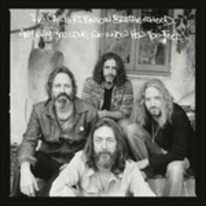 CD Anyway You Love, We Know How You Feel di Chris Robinson (Brotherhood)