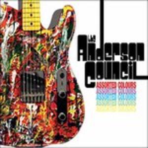 Assorted Colours - Vinile LP di Anderson Council