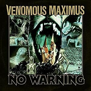 No Warning - CD Audio di Venomous Maximus