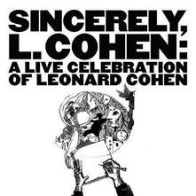 Sincerely, L. Cohen - Vinile LP