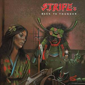Back to Thunder - Vinile LP di Strife