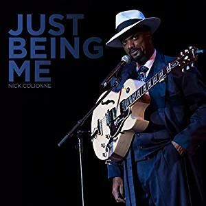 Just Being Me - CD Audio di Nick Colionne