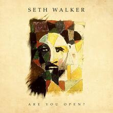 Are You Open? - Vinile LP di Seth Walker