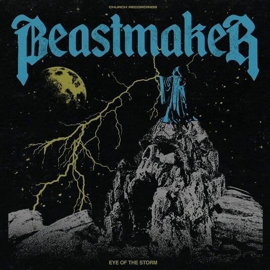 Eye of the Storm - Vinile LP di Beastmaker