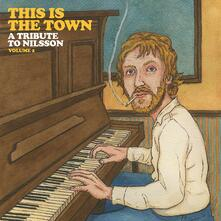 This Is the Town. Tribute to Nilsson vol.2 (Coloured Vinyl) - Vinile LP