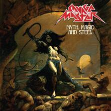Myth, Magic And Steel - Vinile LP di Savage Master