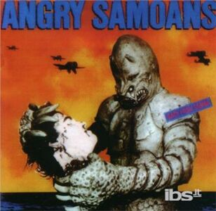 CD Back from Samoa di Angry Samoans