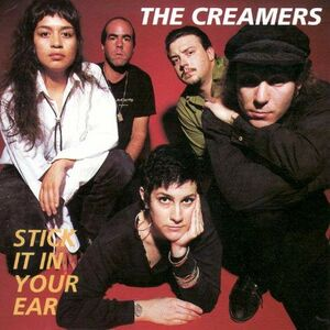 CD Stick it in Your Ear di Creamers