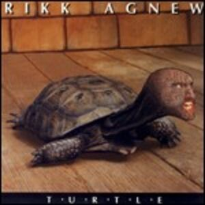 Foto Cover di Turtle, CD di Rikk Agnew, prodotto da Triple X