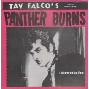 CD Behind the Magnolia Curtain di Tav Falco
