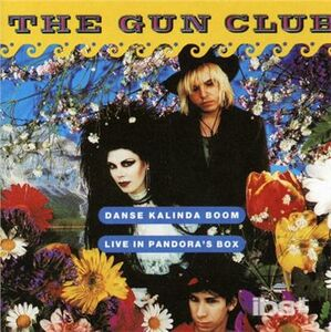 CD Danse Kalinda Boom di Gun Club