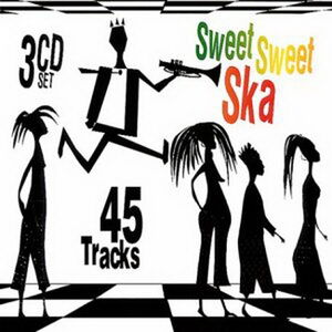 CD Sweet Sweet Ska