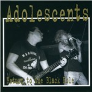 CD Return to the Black Hole di Adolescents