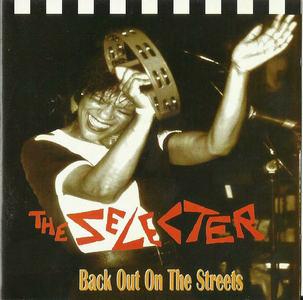 CD Back Out on the Streets di Selecter