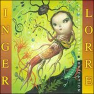 Foto Cover di Transendental Medication, CD di Inger Lorre, prodotto da Triple X