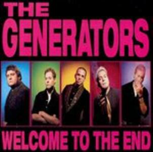 Welcome to the End - CD Audio di Generators