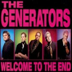 Foto Cover di Welcome to the End, CD di Generators, prodotto da Triple X