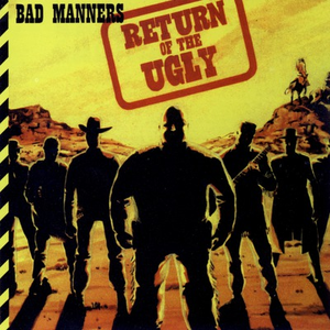CD Return of the Ugly di Bad Manners