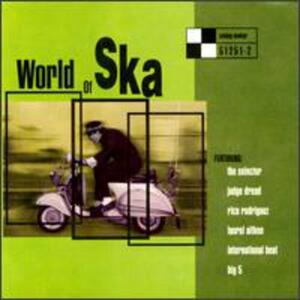 World of Ska - CD Audio