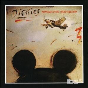 Stukas Over Disneyland - CD Audio di Dickies