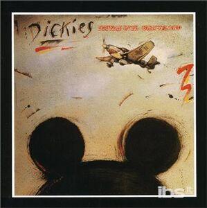 CD Stukas Over Disneyland di Dickies