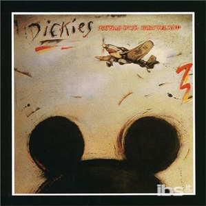 CD Stukas Over Disneyland di Dickies