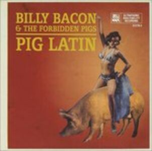 CD Pig Latin di Billy Bacon