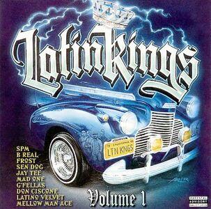 Foto Cover di Latin Kings vol.1, CD di  prodotto da Triple X