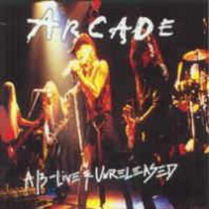 CD A-3 Live & Unreleased di Arcade