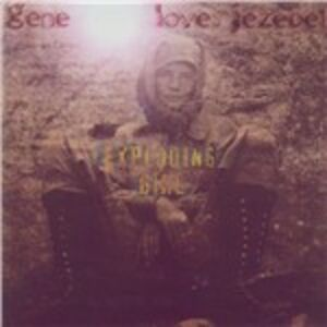 CD Exploding Girls di Gene Loves Jezebel