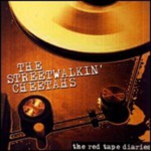 CD Red Tape Diaries di Streetwalkin' Cheetahs