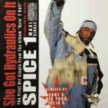 She Got Hydraulics on it - Vinile LP di Spice 1