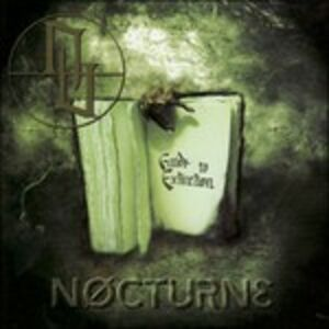 Foto Cover di Guide to Extinction, CD di Nocturne, prodotto da Triple X