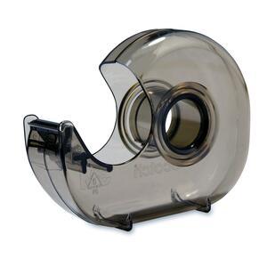 Cartoleria 3M Post-it. Dispenser Ricaricabile Da Tavolo Vuoto 19mmx33m. Colore Grigio Fumo Post-it