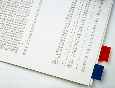 Cartoleria 3M Post-it Index. 50 Bandierine Segnapagina Colore Rosso (25,4x43,6 Mm) Post-it 1