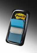 Cartoleria 3M Post-it Index. 50 Index Blu Vivace 3M